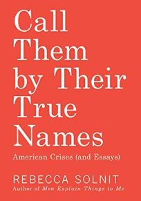 Call Them by Their True Names: American Crises and Essays