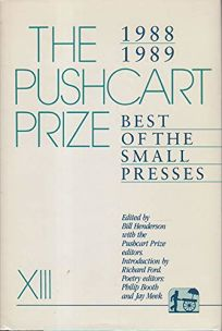 The Pushcart Prize 12