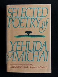 Selected Poetry of Yehudah Amichai