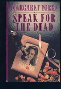 Speak for the Dead