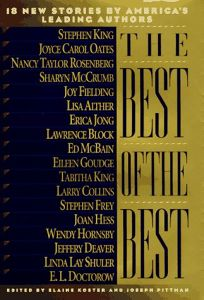 The Best of the Best: 18 New Stories by Americas Leading Authors