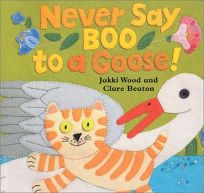 Never Say Boo to a Goose