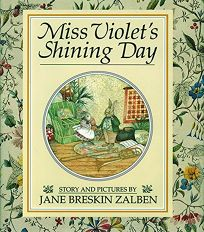 Miss Violets Shining Day