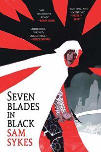 Seven Blades in Black Grave of Empires #1