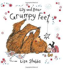 Lily and Bear: Grumpy Feet