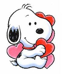 Baby Snoopys Valentine