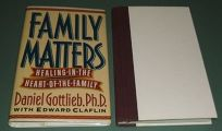 Family Matters: Healing in the Heart of the Family