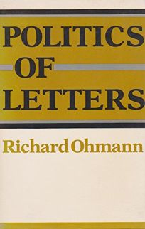 Politics of Letters