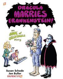 Dracula Marries Frankenstein: An Anne of Green Bagels Story