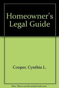 Homeowners Legal Guide