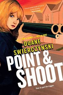 Point and Shoot: A Charlie Hardie Novel