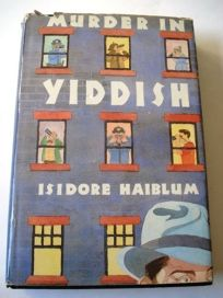 Murder in Yiddish