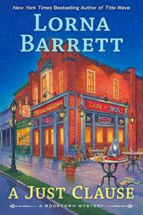 A Just Clause: A Booktown Mystery