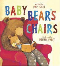 Baby Bears Chairs