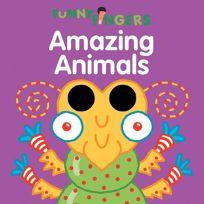 Funny Fingers: Amazing Animals