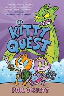 Kitty Quest Kitty Quest #1