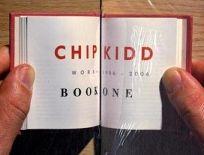 Chip Kidd—Book One—Work: 1986–2006