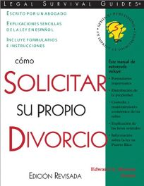 Como Solicitar Para Su Propio Divorcio = How to File Your Own Divorce