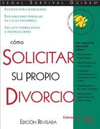 Como Solicitar Para Su Propio Divorcio = How to File Your Own Divorce
