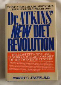 Dr Atkins New Diet Revolut