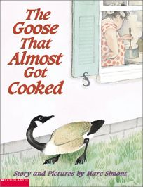 THE GOOSE THAT ALMOST GOT COOKED
