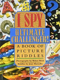 Ultimate Challenger!: A Book of Picture Riddles