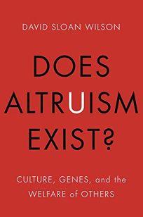 Does Altruism Exist? Culture