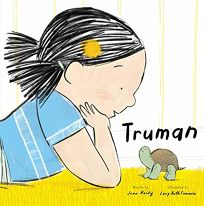 Children's Book Review: Truman by Jean Reidy, illus. by Lucy Ruth Cummins. Atheneum, $17.99 (48p) ISBN 978-1-5344-1664-2