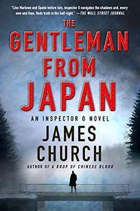 The Gentleman from Japan: An Inspector O Novel