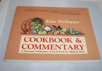 Kim Williams Ckbk/Com