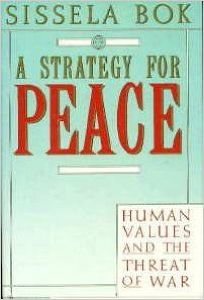A Strategy for Peace