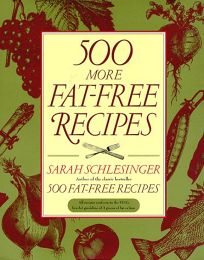 500 More Fat-Free Recipes