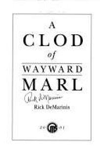 A Clod of Wayward Marl
