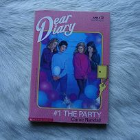 Dear Diary #01: The Party