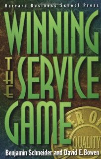 Winning the Service Game
