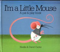 Im a Little Mouse: A Touch & Feel Book