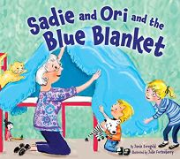 Sadie and Ori and the Blue Blanket