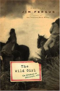 THE WILD GIRL: The Notebooks of Ned Giles