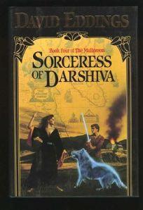 Sorceress of Darshiva: #4