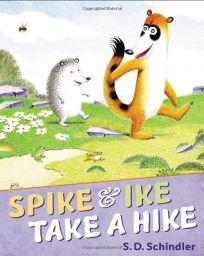 Spike and Ike Take a Hike