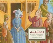 The Goat-Faced Girl: A Classic Italian Folktale