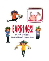 Earrings!: Book and Earring Package [With Earrings]