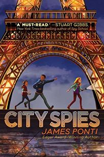 City Spies City Spies #1