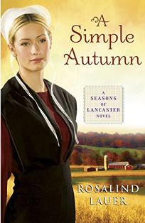 Fiction Book Review: A Simple Autumn by Rosalind Lauer