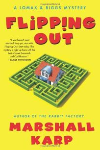 Flipping Out: A Lomax and Biggs Mystery