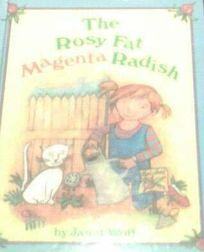 The Rosy Fat Magenta Radish