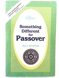 Something Different for Passover