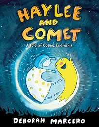 A Tale of Cosmic Friendship Haylee and Comet #1