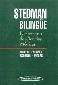 Bilingue Diccionario de Ciencias Medicas: Ingles-Espanol/Espanol-Ingles