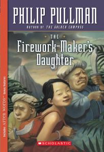 THE FIREWORK-MAKERS DAUGHTER